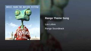 Rango Theme Song