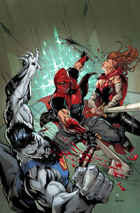 Red Hood and the Outlaws Vol 2 40 Textless