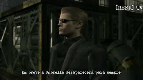 Resident Evil The Umbrella Chronicles - Final de uma missão sombria