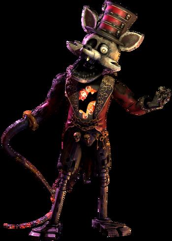 Ringmaster Foxy