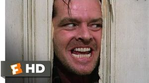 The Shining (1980) - Here's Johnny! Scene (7 7) Movieclips
