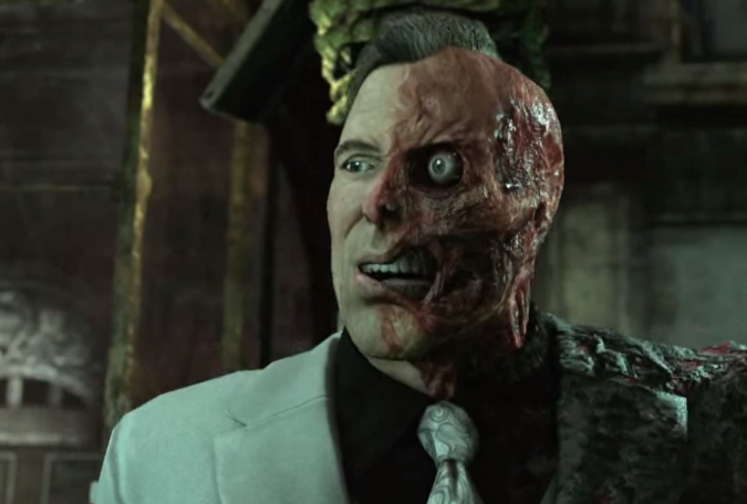 Two-Face (Arkhamverse)