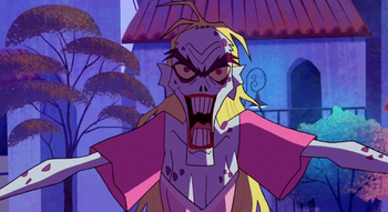 Aphrodite (Scooby-Doo: Mystery Incorporated)