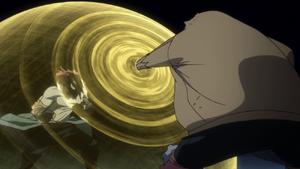 Barrier Anime