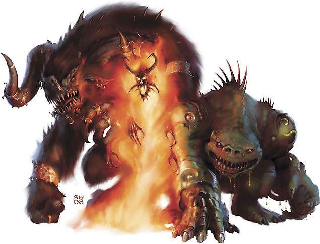 Demons (D&D)