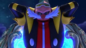 Eggman Nega Pose