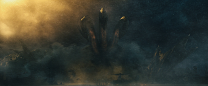 King Ghidorah (MonsterVerse) 03