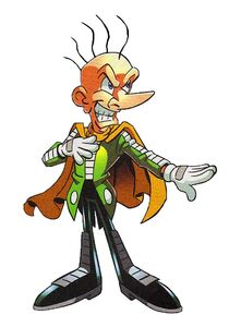 Lord Snively