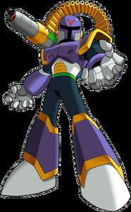 Mega Man Maverick Hunter X-Vile