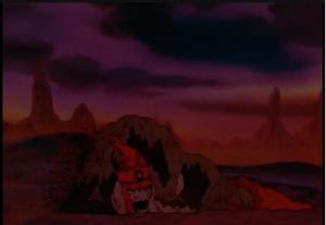 Ommadon's death