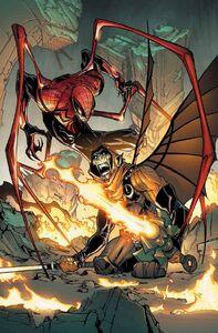 Superior Spider-Man Vs Hogoblin