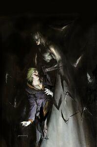 Batman Vol 3 100 Bulletproof Comics Exclusive Puppeteer Lee Virgin Variant