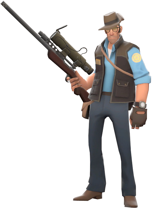 The Sniper (Team Fortress 2)