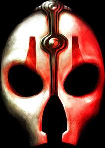 Darth Nihilus mask