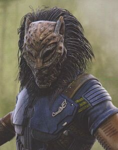 Erik Killmonger CA 4