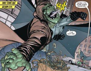 Killer Croc Prime Earth 0116