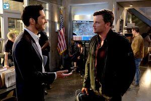 Lucifer Meets Pierce