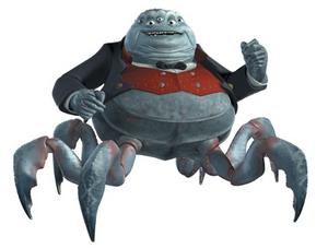 Monsters, Inc. Henry J. Waternoose