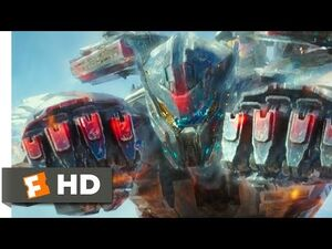Pacific Rim Uprising (2018) - Operation Jaeger Drop Scene (10-10) - Movieclips
