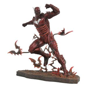 Red Death Statue