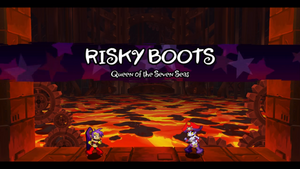 Risky Boots HGH6