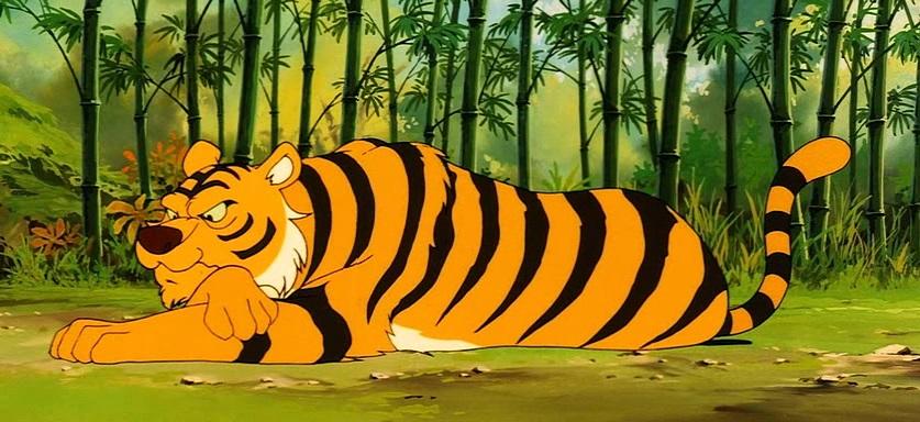 12345B/PE Proposal: Shere Khan (Shonen Jungle Book Mowgli)