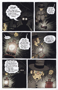 The Beast in the comics (2)