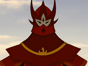 1 Fire Nation Soldier