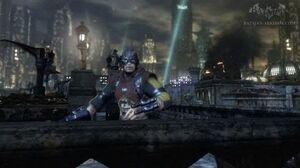 Batman Arkham City - Shot in the Dark (Deadshot) - Side Mission Walkthrough