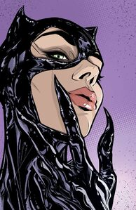 Catwoman Vol 5 7 Textless