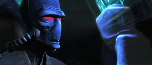 Darth Sidious Bane stutter