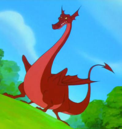 Dragon (Timon & Pumbaa)