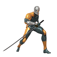 Gray Fox Assist Trophy (SSBU)