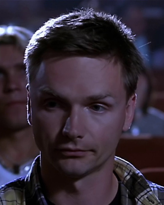 Young Man In Theatre (Scary Movie)