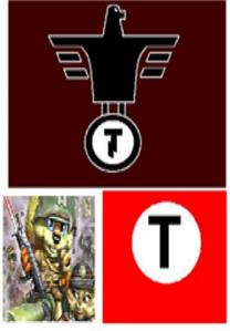 Tediz emblems