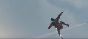 Ultron Falling