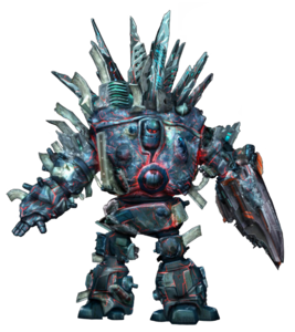 """""""Mega"""" Peacekeeper"""
