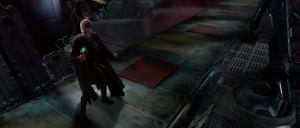 Anakin lightsaber destroyed