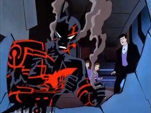 Batman Beyond Hallucinates