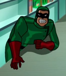 Doctor Poison Batman- The Brave and the Bold