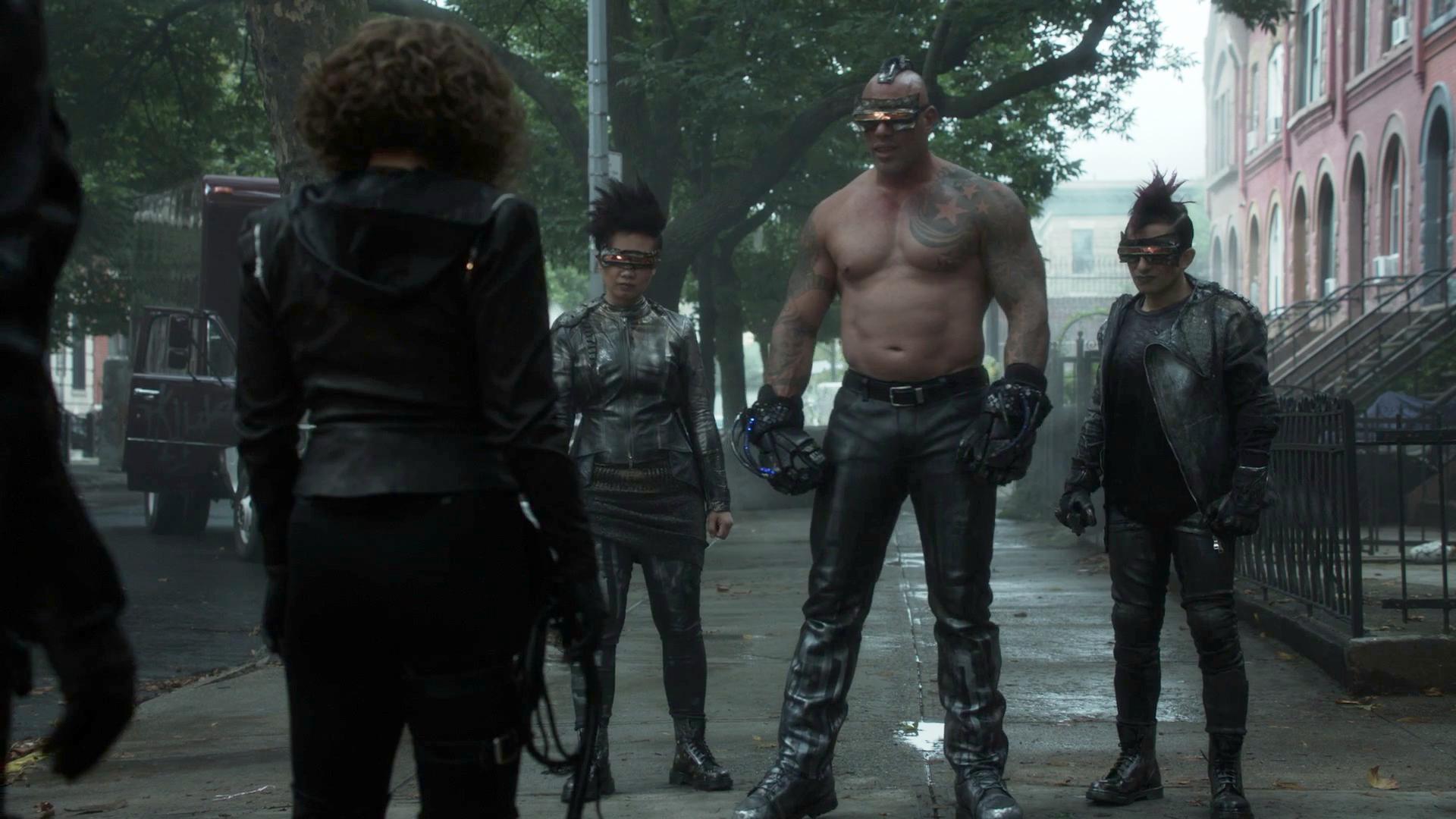 The Mutants (Gotham)