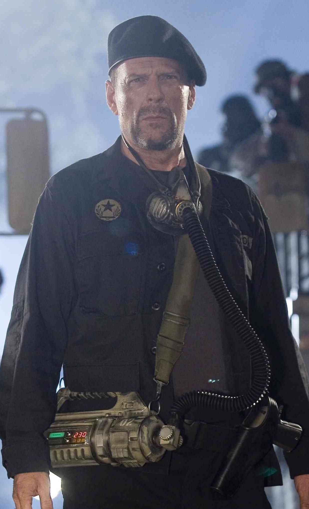 Lt. Muldoon