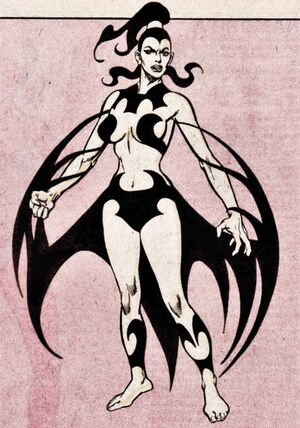 Nekra Sinclair (Earth-616) from Official Handbook of the Marvel Universe Vol 2 9.jpg