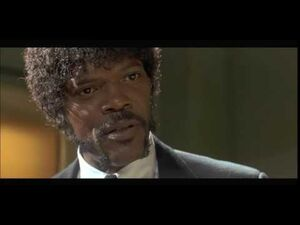 Pulp Fiction- Apartment Scene Complete Edit
