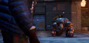 Rhino (Marvel's Spider-Man) 38