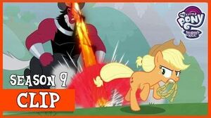 The Mane Six Confront the Legion of Doom (The Ending of the End) MLP FiM HD
