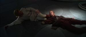 Anakin beaten