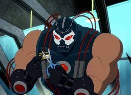 Bane Harley Quinn TV Series 0005