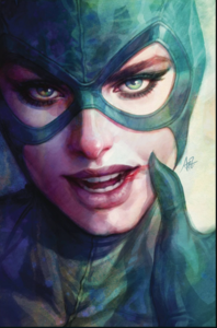 Catwoman Vol 5 13 Textless Variant