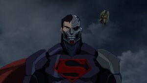 CyborgSuperman watching